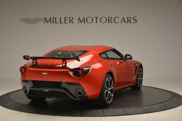 Used 2013 Aston Martin V12 Zagato Coupe for sale Sold at Aston Martin of Greenwich in Greenwich CT 06830 5
