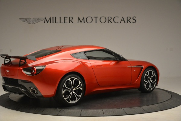 Used 2013 Aston Martin V12 Zagato Coupe for sale Sold at Aston Martin of Greenwich in Greenwich CT 06830 6