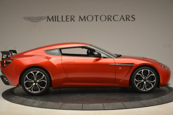 Used 2013 Aston Martin V12 Zagato Coupe for sale Sold at Aston Martin of Greenwich in Greenwich CT 06830 7