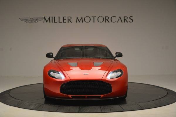Used 2013 Aston Martin V12 Zagato Coupe for sale Sold at Aston Martin of Greenwich in Greenwich CT 06830 8