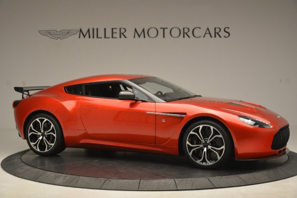 Used 2013 Aston Martin V12 Zagato Coupe for sale Sold at Aston Martin of Greenwich in Greenwich CT 06830 9