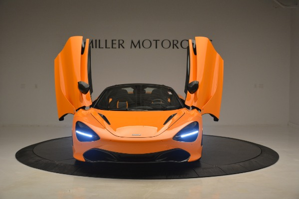 New 2020 McLaren 720S Spider for sale Sold at Aston Martin of Greenwich in Greenwich CT 06830 11