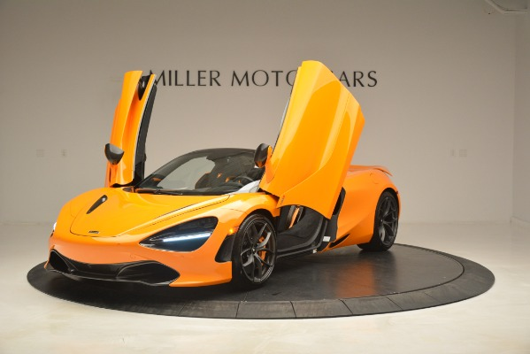 New 2020 McLaren 720S Spider for sale Sold at Aston Martin of Greenwich in Greenwich CT 06830 12