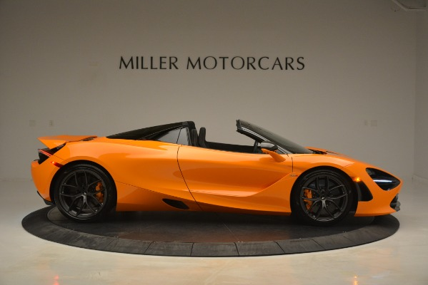 New 2020 McLaren 720S Spider for sale Sold at Aston Martin of Greenwich in Greenwich CT 06830 18