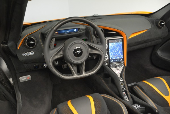 New 2020 McLaren 720S Spider for sale Sold at Aston Martin of Greenwich in Greenwich CT 06830 27