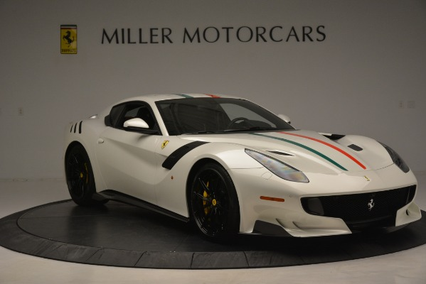 Used 2017 Ferrari F12tdf for sale Sold at Aston Martin of Greenwich in Greenwich CT 06830 11