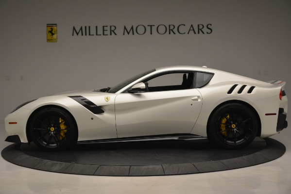 Used 2017 Ferrari F12tdf for sale Sold at Aston Martin of Greenwich in Greenwich CT 06830 3