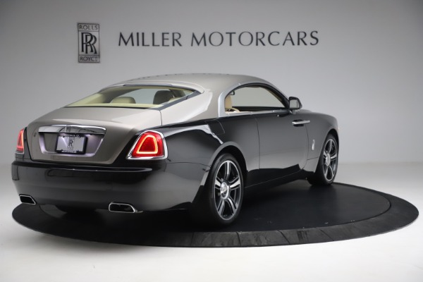 Used 2015 Rolls-Royce Wraith for sale Sold at Aston Martin of Greenwich in Greenwich CT 06830 10