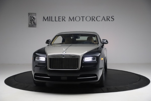 Used 2015 Rolls-Royce Wraith for sale Sold at Aston Martin of Greenwich in Greenwich CT 06830 3