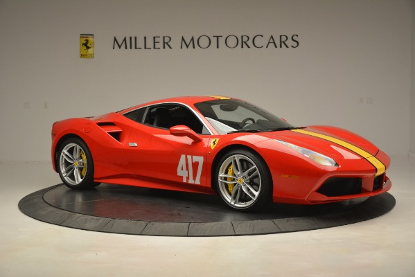 Used 2018 Ferrari 488 GTB for sale Sold at Aston Martin of Greenwich in Greenwich CT 06830 10
