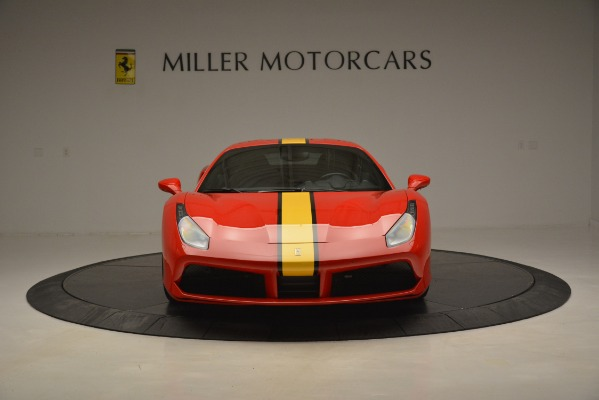 Used 2018 Ferrari 488 GTB for sale Sold at Aston Martin of Greenwich in Greenwich CT 06830 12