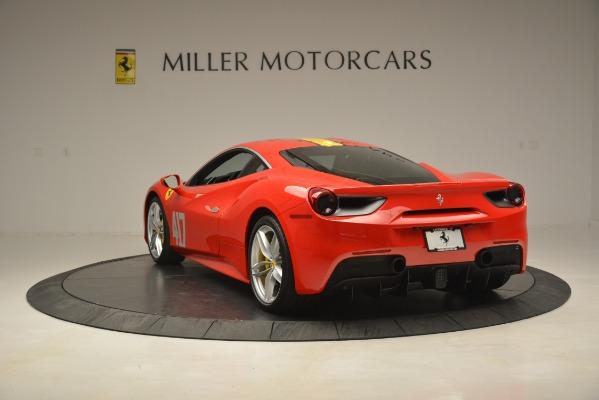 Used 2018 Ferrari 488 GTB for sale Sold at Aston Martin of Greenwich in Greenwich CT 06830 5