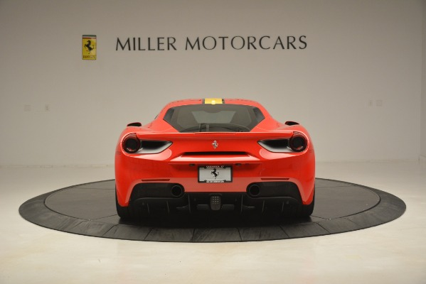 Used 2018 Ferrari 488 GTB for sale Sold at Aston Martin of Greenwich in Greenwich CT 06830 6