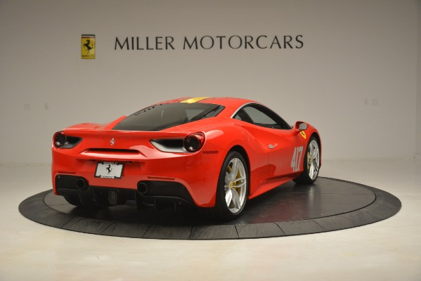 Used 2018 Ferrari 488 GTB for sale Sold at Aston Martin of Greenwich in Greenwich CT 06830 7