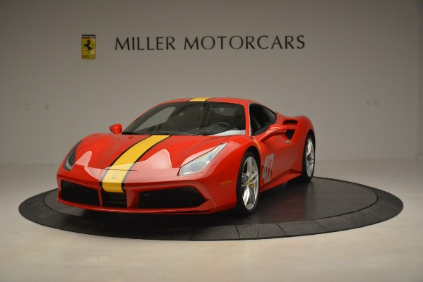 Used 2018 Ferrari 488 GTB for sale Sold at Aston Martin of Greenwich in Greenwich CT 06830 1