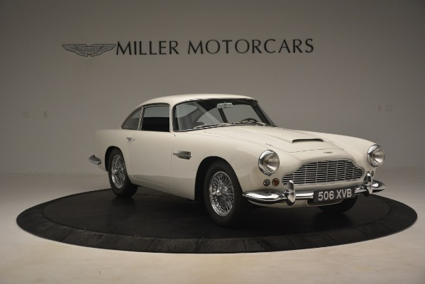 Used 1961 Aston Martin DB4 Series IV Coupe for sale $625,900 at Aston Martin of Greenwich in Greenwich CT 06830 11