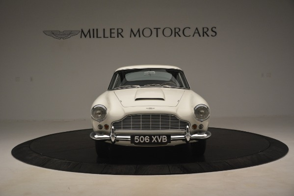 Used 1961 Aston Martin DB4 Series IV Coupe for sale $625,900 at Aston Martin of Greenwich in Greenwich CT 06830 12