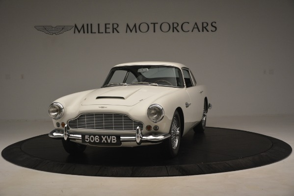 Used 1961 Aston Martin DB4 Series IV Coupe for sale $625,900 at Aston Martin of Greenwich in Greenwich CT 06830 2