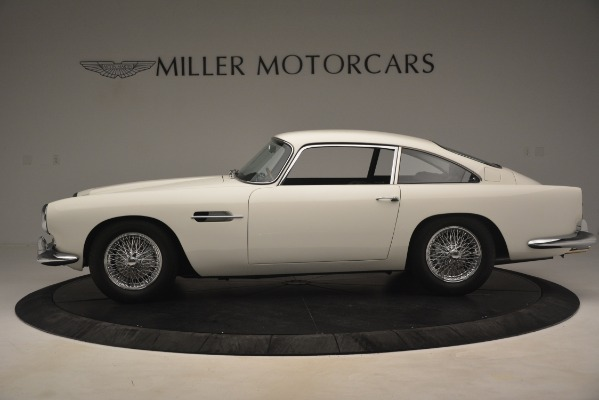 Used 1961 Aston Martin DB4 Series IV Coupe for sale $625,900 at Aston Martin of Greenwich in Greenwich CT 06830 3