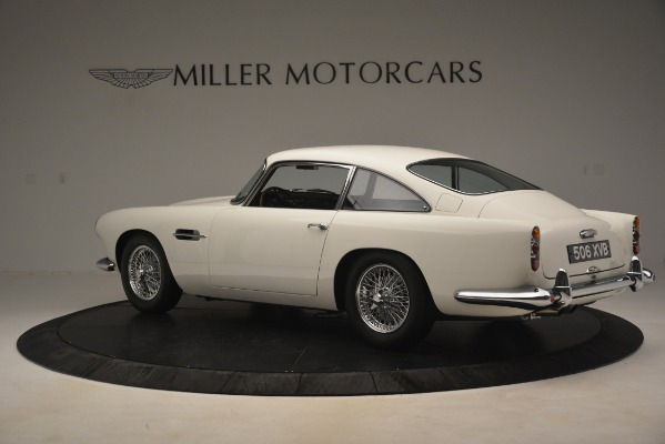 Used 1961 Aston Martin DB4 Series IV Coupe for sale $625,900 at Aston Martin of Greenwich in Greenwich CT 06830 4