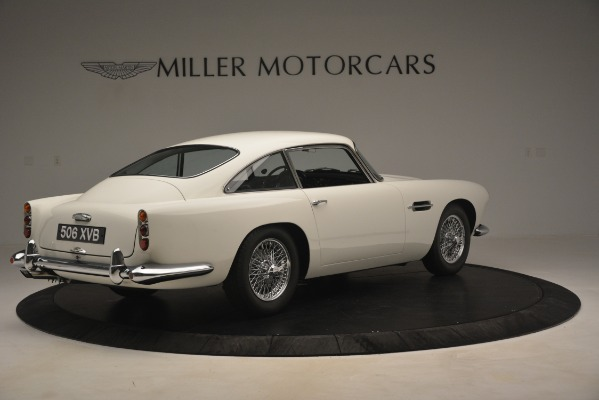 Used 1961 Aston Martin DB4 Series IV Coupe for sale $625,900 at Aston Martin of Greenwich in Greenwich CT 06830 8
