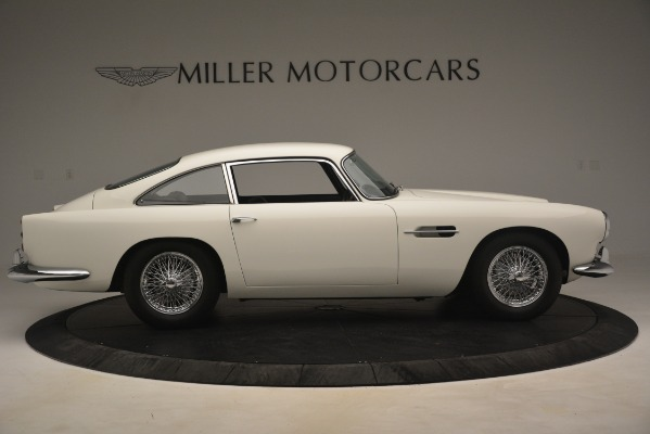 Used 1961 Aston Martin DB4 Series IV Coupe for sale $625,900 at Aston Martin of Greenwich in Greenwich CT 06830 9