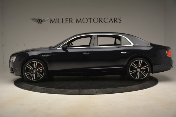 Used 2017 Bentley Flying Spur V8 S for sale Sold at Aston Martin of Greenwich in Greenwich CT 06830 3