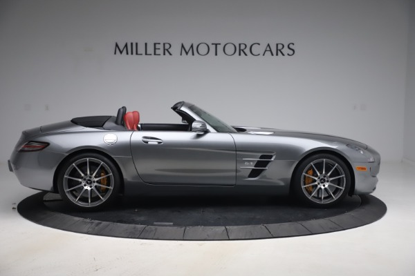 Used 2012 Mercedes-Benz SLS AMG for sale Sold at Aston Martin of Greenwich in Greenwich CT 06830 13