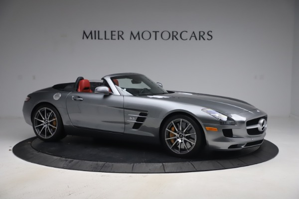 Used 2012 Mercedes-Benz SLS AMG for sale Sold at Aston Martin of Greenwich in Greenwich CT 06830 15