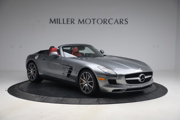 Used 2012 Mercedes-Benz SLS AMG for sale Sold at Aston Martin of Greenwich in Greenwich CT 06830 16