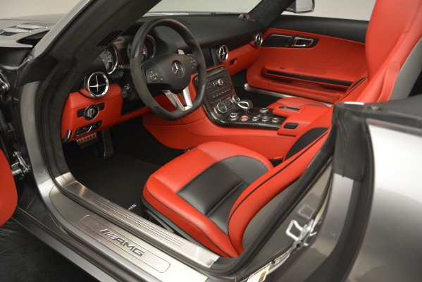 Used 2012 Mercedes-Benz SLS AMG for sale Sold at Aston Martin of Greenwich in Greenwich CT 06830 20