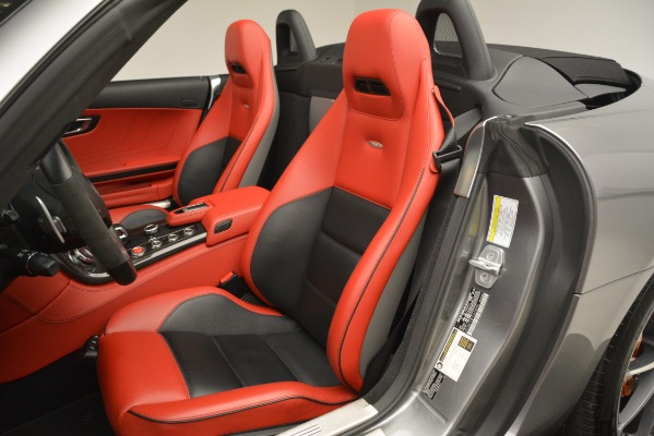 Used 2012 Mercedes-Benz SLS AMG for sale Sold at Aston Martin of Greenwich in Greenwich CT 06830 21