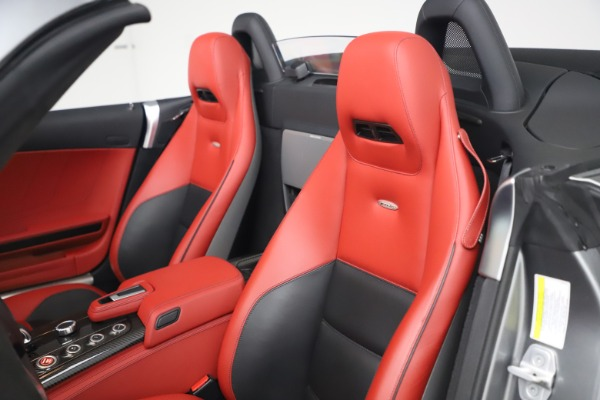 Used 2012 Mercedes-Benz SLS AMG for sale Sold at Aston Martin of Greenwich in Greenwich CT 06830 22