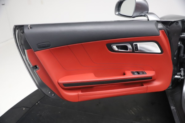 Used 2012 Mercedes-Benz SLS AMG for sale Sold at Aston Martin of Greenwich in Greenwich CT 06830 25