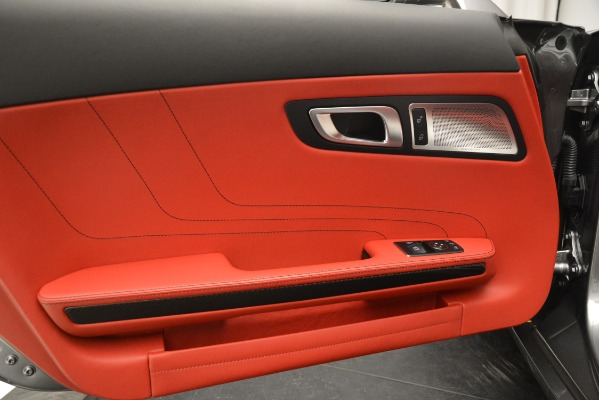 Used 2012 Mercedes-Benz SLS AMG for sale Sold at Aston Martin of Greenwich in Greenwich CT 06830 26