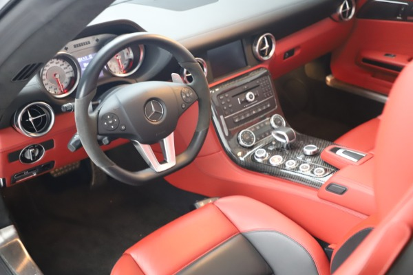 Used 2012 Mercedes-Benz SLS AMG for sale Sold at Aston Martin of Greenwich in Greenwich CT 06830 27