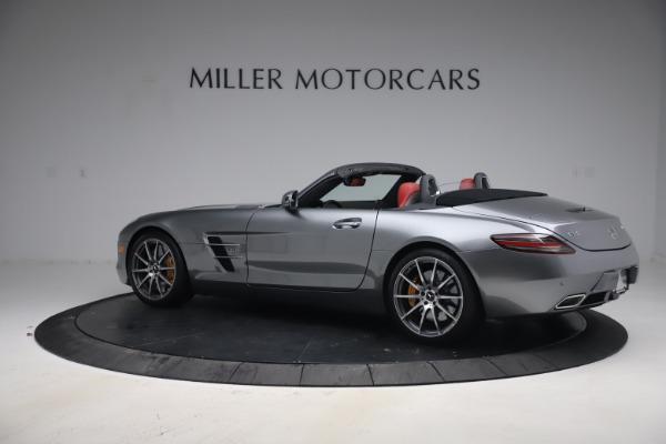 Used 2012 Mercedes-Benz SLS AMG for sale Sold at Aston Martin of Greenwich in Greenwich CT 06830 5