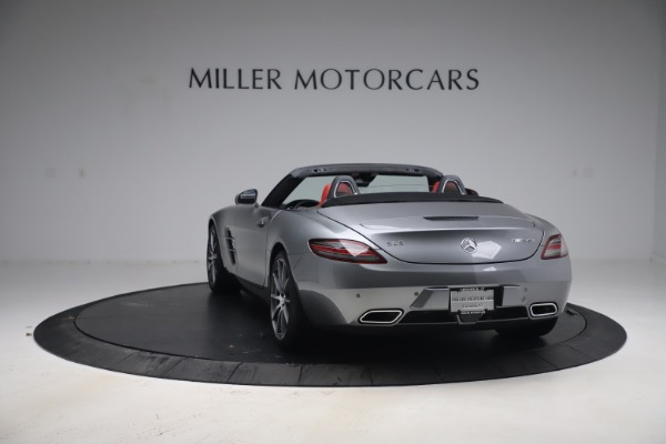 Used 2012 Mercedes-Benz SLS AMG for sale Sold at Aston Martin of Greenwich in Greenwich CT 06830 7