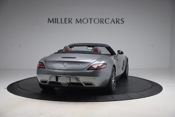 Used 2012 Mercedes-Benz SLS AMG for sale Sold at Aston Martin of Greenwich in Greenwich CT 06830 9