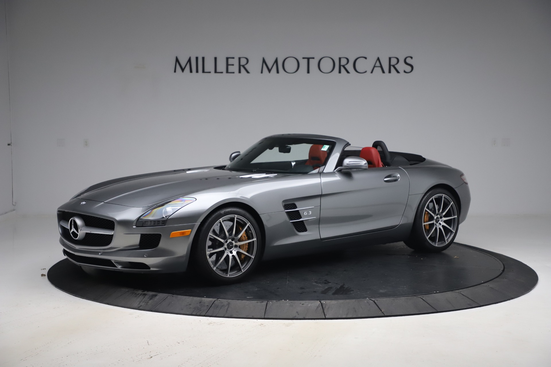 Used 2012 Mercedes-Benz SLS AMG for sale Sold at Aston Martin of Greenwich in Greenwich CT 06830 1