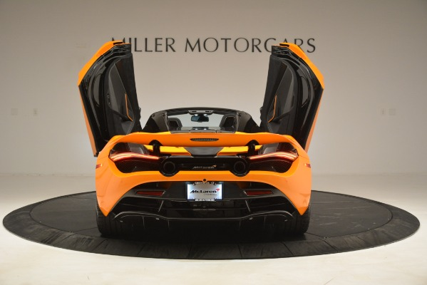 New 2020 McLaren 720S SPIDER Convertible for sale Sold at Aston Martin of Greenwich in Greenwich CT 06830 12
