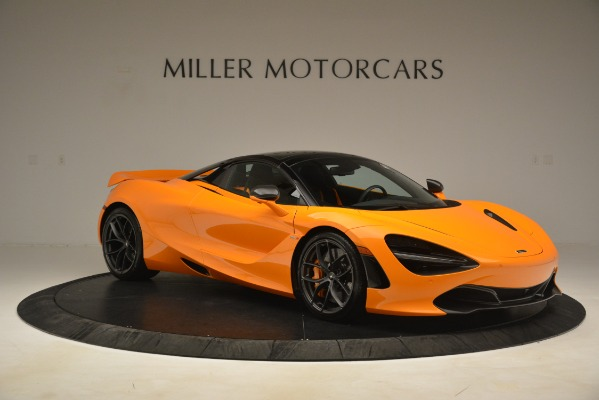 New 2020 McLaren 720S SPIDER Convertible for sale Sold at Aston Martin of Greenwich in Greenwich CT 06830 15