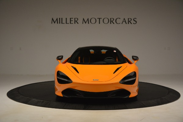 New 2020 McLaren 720S SPIDER Convertible for sale Sold at Aston Martin of Greenwich in Greenwich CT 06830 16