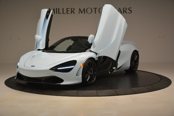 New 2020 McLaren 720S Spider for sale Sold at Aston Martin of Greenwich in Greenwich CT 06830 10