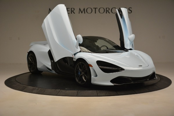 New 2020 McLaren 720S Spider for sale Sold at Aston Martin of Greenwich in Greenwich CT 06830 14