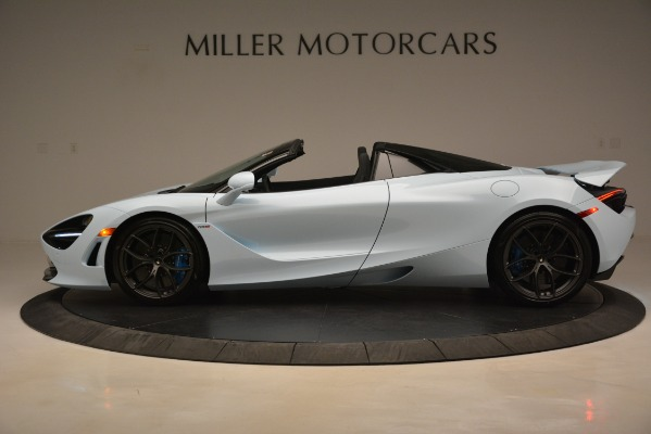 New 2020 McLaren 720S Spider for sale Sold at Aston Martin of Greenwich in Greenwich CT 06830 2