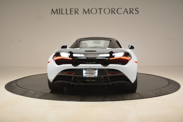 New 2020 McLaren 720S Spider for sale Sold at Aston Martin of Greenwich in Greenwich CT 06830 20
