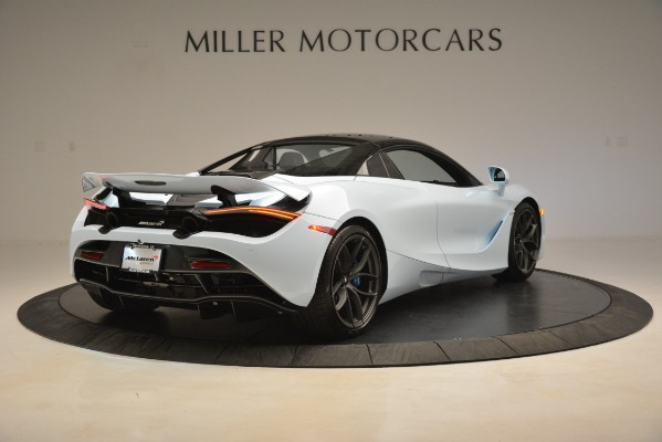 New 2020 McLaren 720S Spider for sale Sold at Aston Martin of Greenwich in Greenwich CT 06830 21