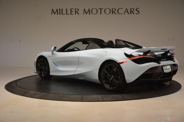 New 2020 McLaren 720S Spider for sale Sold at Aston Martin of Greenwich in Greenwich CT 06830 3
