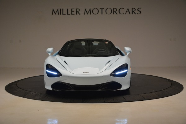 New 2020 McLaren 720S Spider for sale Sold at Aston Martin of Greenwich in Greenwich CT 06830 8